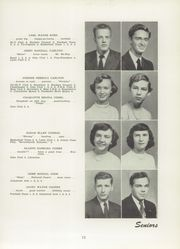 Page 17, 1953 Edition, Lexington High School - Lexicon Yearbook (Lexington, NC) online yearbook collection