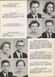 Page 17, 1957 Edition, Lexington High School - Lexicon Yearbook (Lexington, NC) online yearbook collection