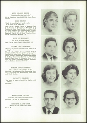 Page 15, 1958 Edition, Lexington High School - Lexicon Yearbook (Lexington, NC) online yearbook collection
