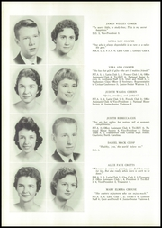 Page 16, 1958 Edition, Lexington High School - Lexicon Yearbook (Lexington, NC) online yearbook collection