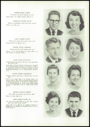Page 17, 1958 Edition, Lexington High School - Lexicon Yearbook (Lexington, NC) online yearbook collection