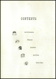 Page 6, 1958 Edition, Lexington High School - Lexicon Yearbook (Lexington, NC) online yearbook collection
