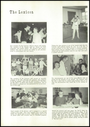 Page 8, 1958 Edition, Lexington High School - Lexicon Yearbook (Lexington, NC) online yearbook collection