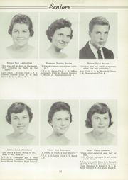 Page 17, 1959 Edition, Lexington High School - Lexicon Yearbook (Lexington, NC) online yearbook collection