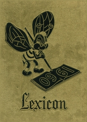 1960 Edition, Lexington High School - Lexicon Yearbook (Lexington, NC)
