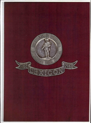 1963 Edition, Lexington High School - Lexicon Yearbook (Lexington, NC)