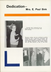 Page 10, 1964 Edition, Lexington High School - Lexicon Yearbook (Lexington, NC) online yearbook collection