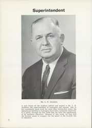 Page 12, 1964 Edition, Lexington High School - Lexicon Yearbook (Lexington, NC) online yearbook collection