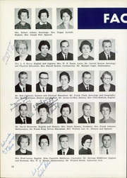 Page 14, 1964 Edition, Lexington High School - Lexicon Yearbook (Lexington, NC) online yearbook collection