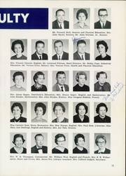 Page 15, 1964 Edition, Lexington High School - Lexicon Yearbook (Lexington, NC) online yearbook collection