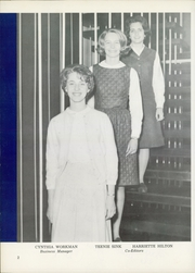 Page 6, 1964 Edition, Lexington High School - Lexicon Yearbook (Lexington, NC) online yearbook collection