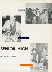 Page 9, 1964 Edition, Lexington High School - Lexicon Yearbook (Lexington, NC) online yearbook collection