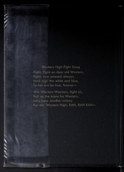 Page 2, 1967 Edition, Western Alamance High School - We Hi Wa Yearbook (Elon, NC) online yearbook collection