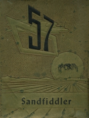 Page 1, 1957 Edition, Manteo High School - Sandfiddler Yearbook (Manteo, NC) online yearbook collection