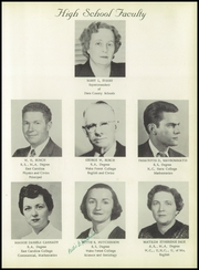Page 11, 1957 Edition, Manteo High School - Sandfiddler Yearbook (Manteo, NC) online yearbook collection