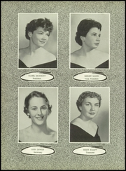 Page 16, 1957 Edition, Manteo High School - Sandfiddler Yearbook (Manteo, NC) online yearbook collection