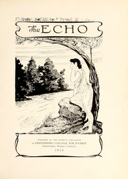Page 9, 1918 Edition, Greensboro College - Echo Yearbook (Greensboro, NC) online yearbook collection