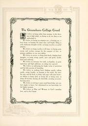 Page 17, 1921 Edition, Greensboro College - Echo Yearbook (Greensboro, NC) online yearbook collection