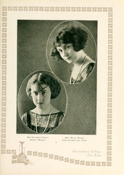 Page 11, 1923 Edition, Greensboro College - Echo Yearbook (Greensboro, NC) online yearbook collection