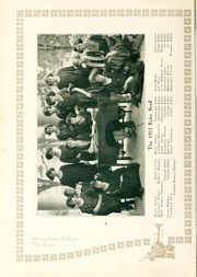 Page 12, 1923 Edition, Greensboro College - Echo Yearbook (Greensboro, NC) online yearbook collection