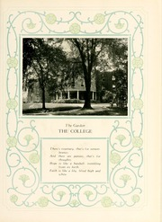 Page 11, 1927 Edition, Greensboro College - Echo Yearbook (Greensboro, NC) online yearbook collection