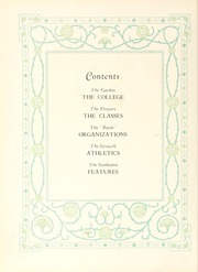 Page 8, 1927 Edition, Greensboro College - Echo Yearbook (Greensboro, NC) online yearbook collection