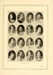 Page 17, 1931 Edition, Greensboro College - Echo Yearbook (Greensboro, NC) online yearbook collection