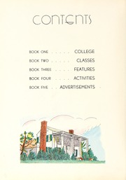 Page 12, 1936 Edition, Greensboro College - Echo Yearbook (Greensboro, NC) online yearbook collection