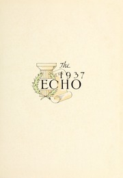 Page 5, 1937 Edition, Greensboro College - Echo Yearbook (Greensboro, NC) online yearbook collection