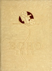 Page 1, 1939 Edition, Greensboro College - Echo Yearbook (Greensboro, NC) online yearbook collection