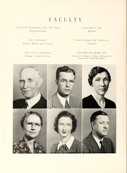 Page 16, 1940 Edition, Greensboro College - Echo Yearbook (Greensboro, NC) online yearbook collection