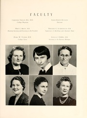Page 17, 1940 Edition, Greensboro College - Echo Yearbook (Greensboro, NC) online yearbook collection
