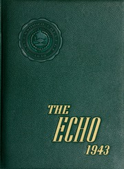 Page 1, 1943 Edition, Greensboro College - Echo Yearbook (Greensboro, NC) online yearbook collection