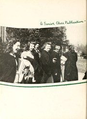 Page 6, 1945 Edition, Greensboro College - Echo Yearbook (Greensboro, NC) online yearbook collection