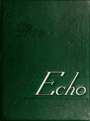 Page 1, 1960 Edition, Greensboro College - Echo Yearbook (Greensboro, NC) online yearbook collection