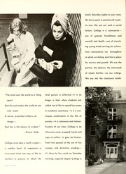 Page 16, 1964 Edition, Greensboro College - Echo Yearbook (Greensboro, NC) online yearbook collection