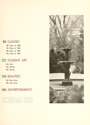Page 7, 1965 Edition, Greensboro College - Echo Yearbook (Greensboro, NC) online yearbook collection