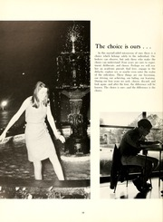 Page 14, 1968 Edition, Greensboro College - Echo Yearbook (Greensboro, NC) online yearbook collection