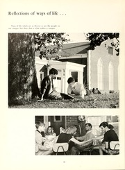 Page 16, 1968 Edition, Greensboro College - Echo Yearbook (Greensboro, NC) online yearbook collection