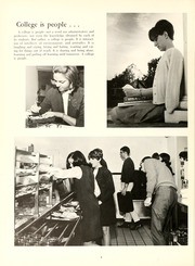 Page 8, 1968 Edition, Greensboro College - Echo Yearbook (Greensboro, NC) online yearbook collection