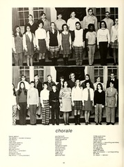 Page 90, 1971 Edition, Greensboro College - Echo Yearbook (Greensboro, NC) online yearbook collection