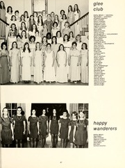 Page 91, 1971 Edition, Greensboro College - Echo Yearbook (Greensboro, NC) online yearbook collection