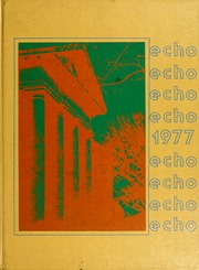 1977 Edition, Greensboro College - Echo Yearbook (Greensboro, NC)