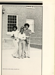 Page 27, 1977 Edition, Greensboro College - Echo Yearbook (Greensboro, NC) online yearbook collection
