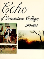 Page 5, 1980 Edition, Greensboro College - Echo Yearbook (Greensboro, NC) online yearbook collection