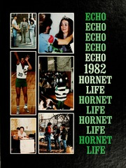 1982 Edition, Greensboro College - Echo Yearbook (Greensboro, NC)