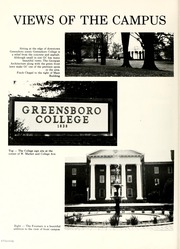 Page 10, 1987 Edition, Greensboro College - Echo Yearbook (Greensboro, NC) online yearbook collection