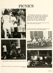 Page 11, 1987 Edition, Greensboro College - Echo Yearbook (Greensboro, NC) online yearbook collection
