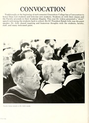 Page 16, 1987 Edition, Greensboro College - Echo Yearbook (Greensboro, NC) online yearbook collection