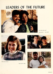 Page 13, 1988 Edition, Greensboro College - Echo Yearbook (Greensboro, NC) online yearbook collection